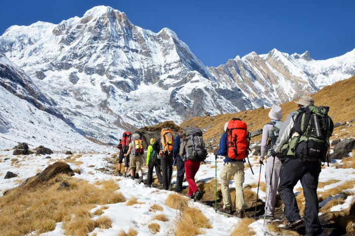 Annapurna Base Camp – 14 Days
