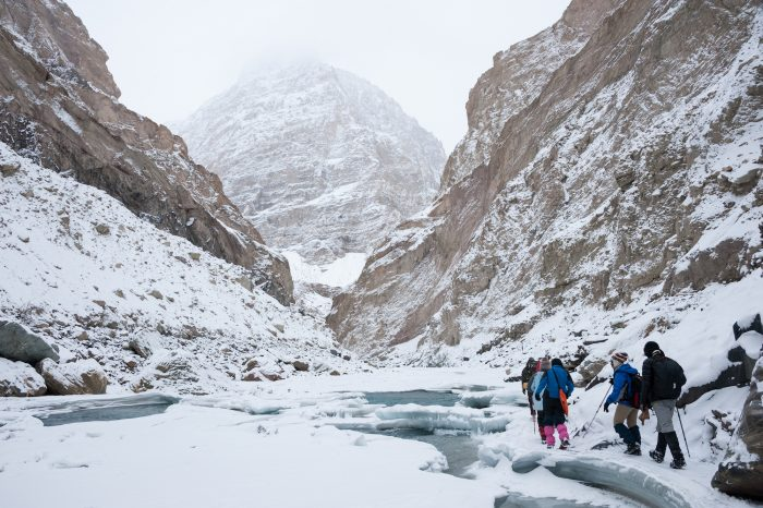 Frozen Zanskar River Chadar Trek – 9 Days