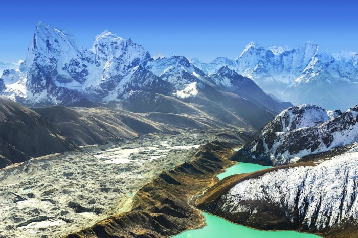 Everest High Passes Trek – 22 Days