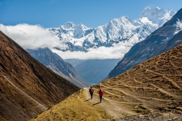 Manaslu Circuit Trek – 18 Days