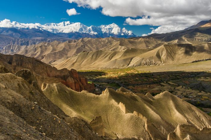 Upper Mustang Trek – 17 Days